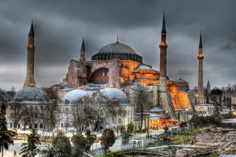 Istanbul Aya Sophia