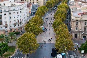 Barcelone-las-Remblas