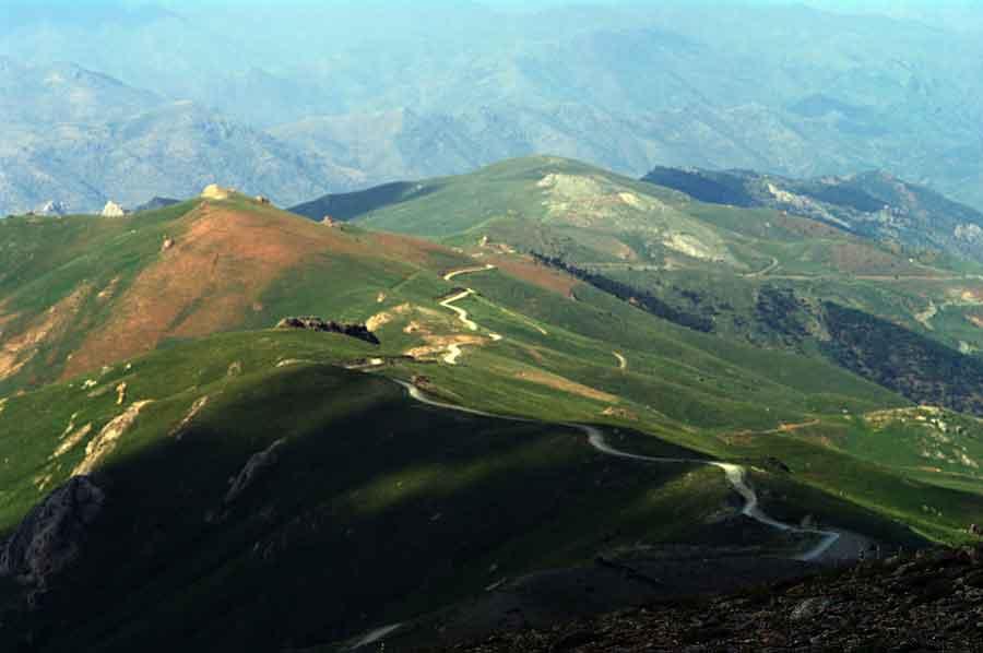 Bolkar_Mountains