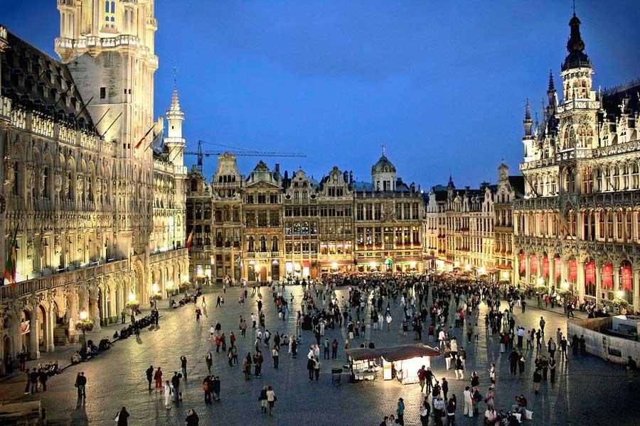 Bruxelles-Belgium