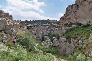 Cappadocia Cappadoce Balkanderesi