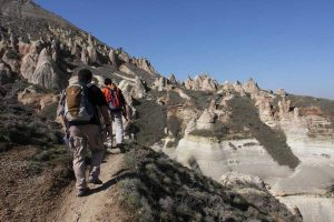 Cappadocia Cappadoce Trek Randos