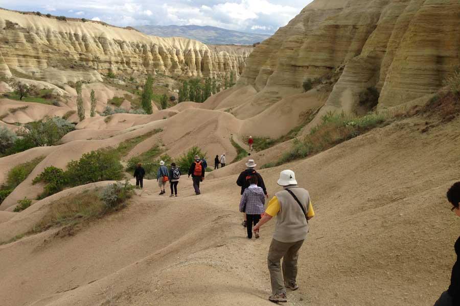 Cappadocia Cappadoce Trek Randos Valley