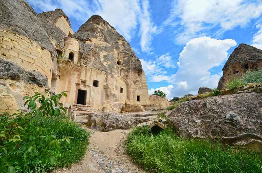 Cappadocia-Monastere-de-Keslik