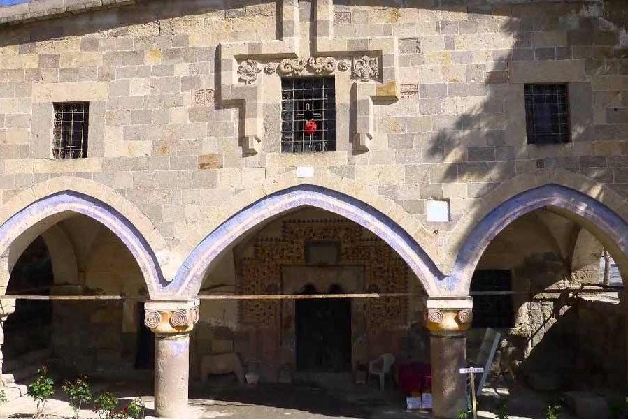 Cappadocia-Mustafapasa-village