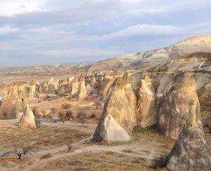 Cappadocia-Pasabaglar-valley