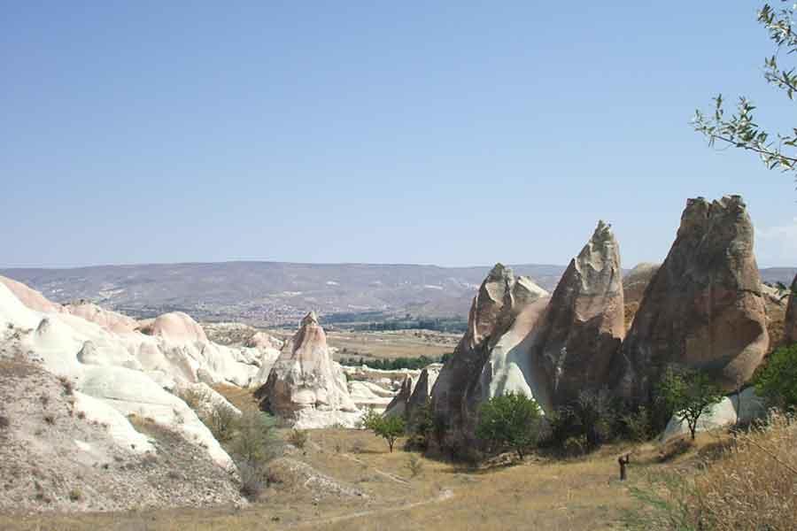 Cappadocia Valley Pancarlik