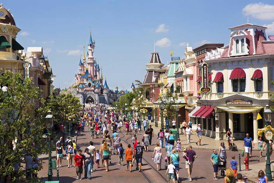 Disneyland-Paris-