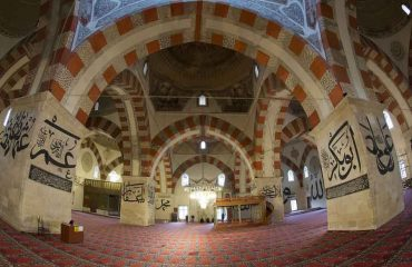 Edirne_Old_Mosque