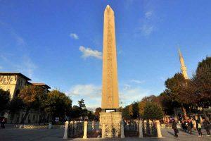 Istanbul Egyptian-Obelisk
