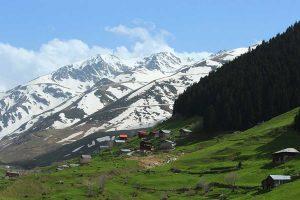 Erzurum Taurus Mountains