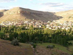 Güzelöz-village