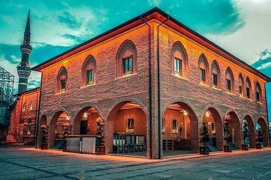 Haci Bayram Camii