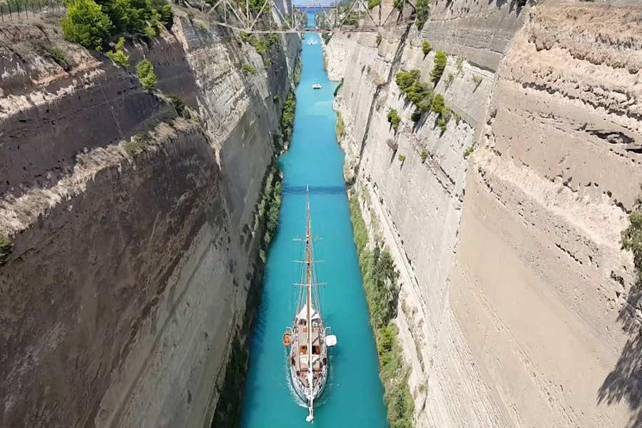 Korint-Canal