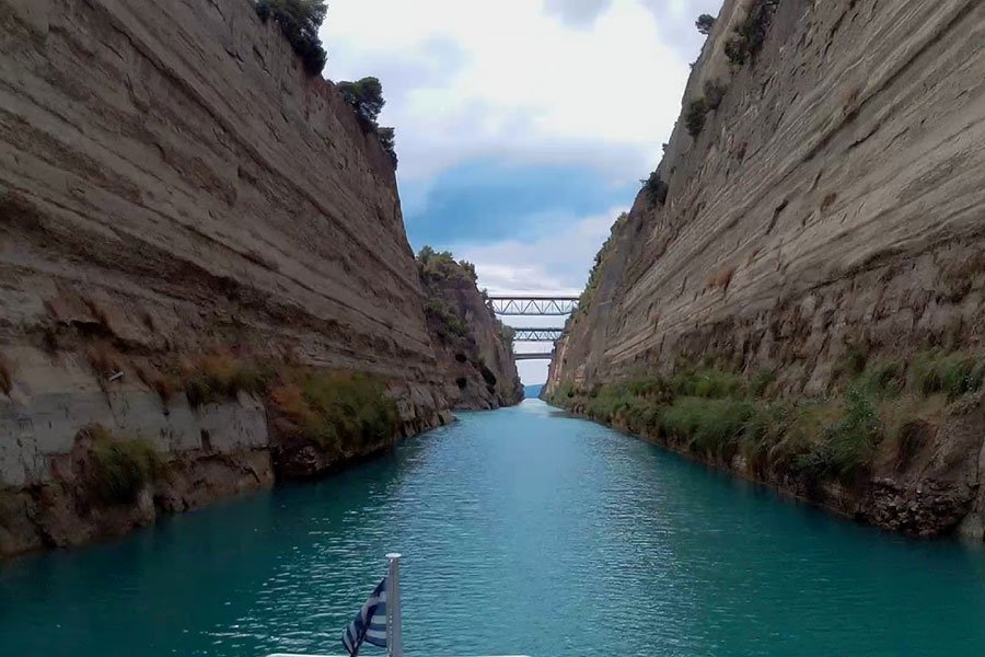 Korint--Kanalı
