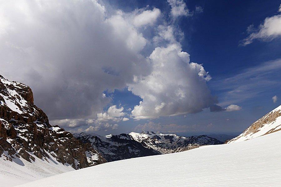 Mount Embler ski trip
