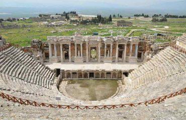 Pamukkale-Hierapolis