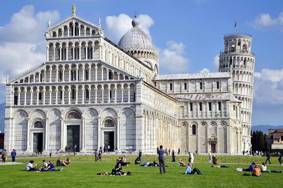 Pisa-City