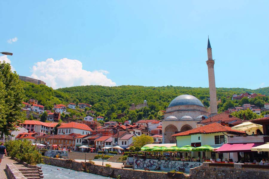 Pristina-mosque