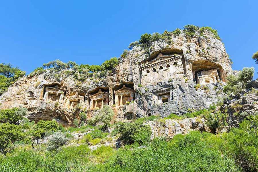 Ruines-de-Caunos