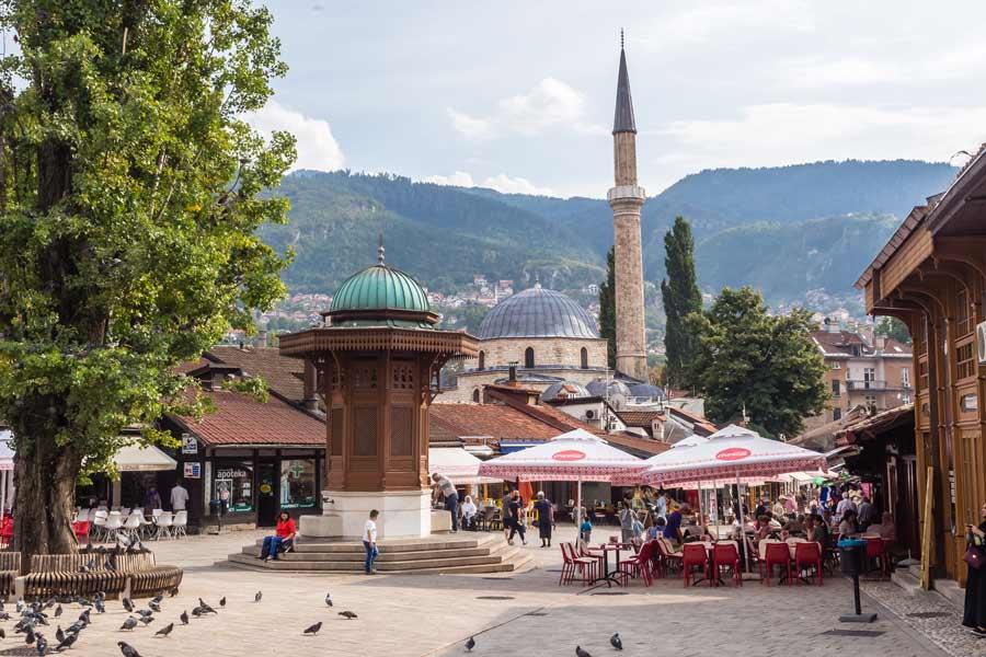 Saraybosna-City