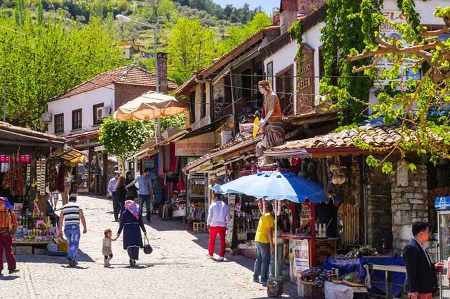 Sirince street