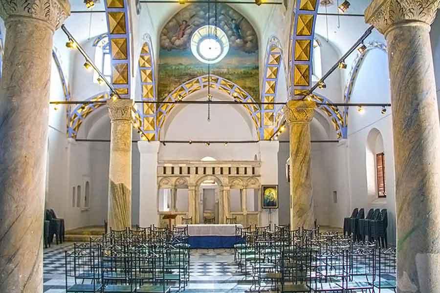 St-Paul-Kilisesi Tarsus