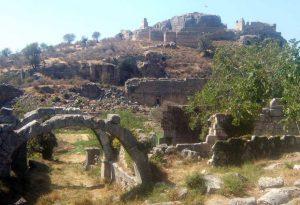 Tlos_ruins_Turkey