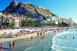 Alicante-beaches