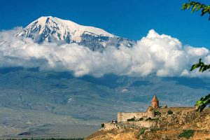 ararat view from Armenia