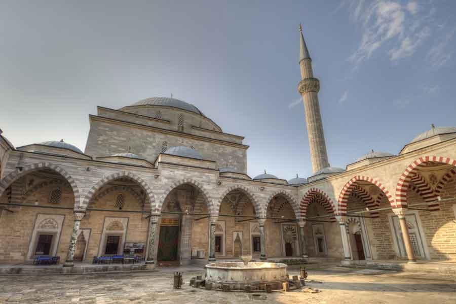 bayezit_mosque_edirne