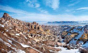 cappadocia-under-snow