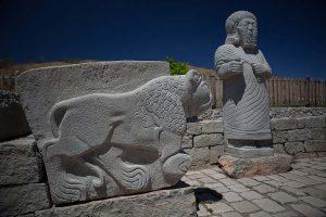 Hattusa Hittite