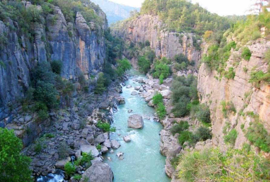 koprulu-canyon