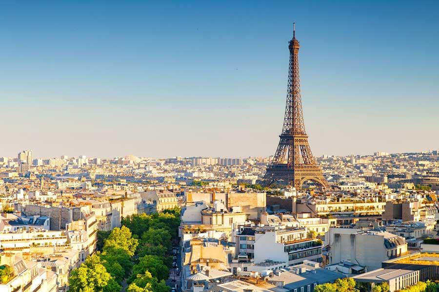 ParisTour Eiffel