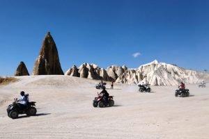 quad in cappadocia