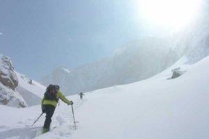 skiing mount embler