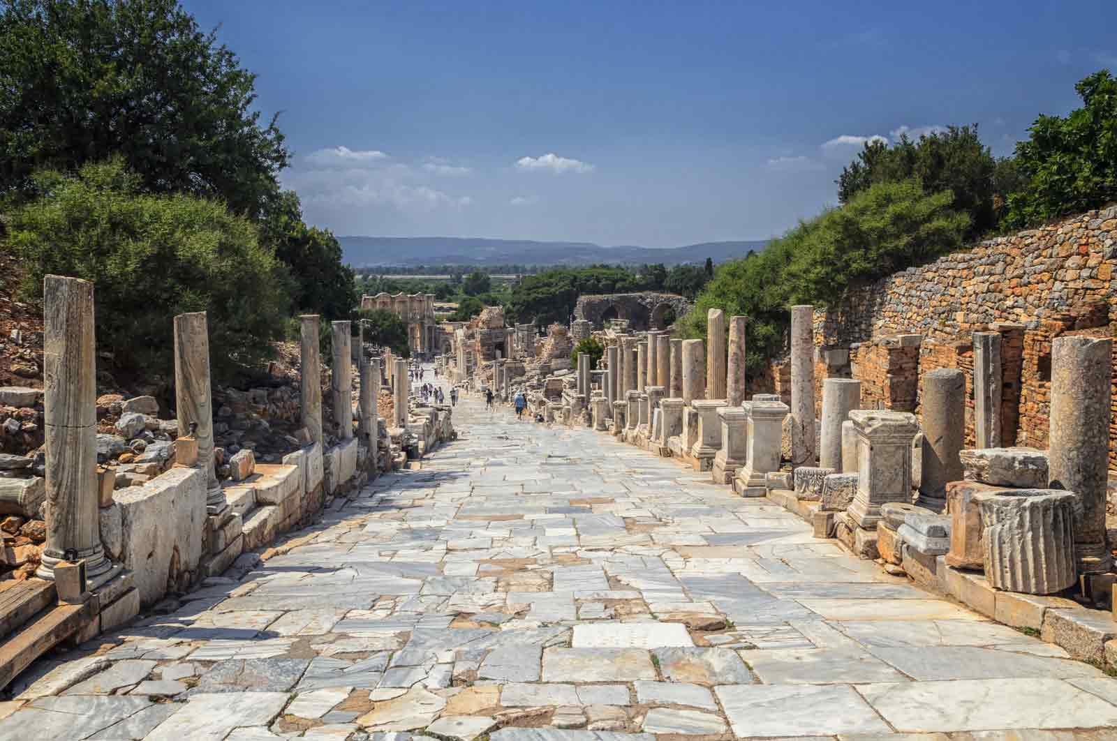 street-Ephesus