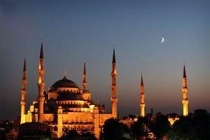 Istanbul sultanahmet_cami
