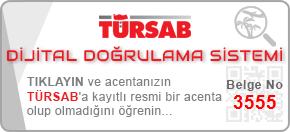 Tursab Licence 3555